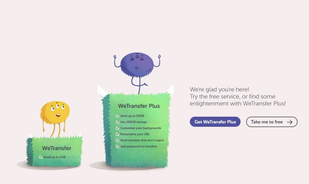 5 wetransfer